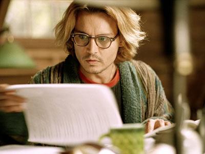 Johnny Depp, Secret Window