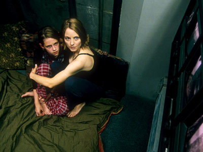 Panic Room, Jodie Foster, ... | After this movie, you'd think Jodie Foster would have gotten the whole fighting-for-my-daughter's-life-in-a-tight-space thing out of her system...