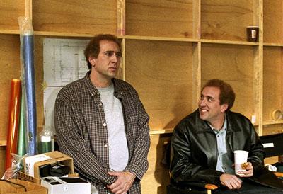 Adaptation, Nicolas Cage