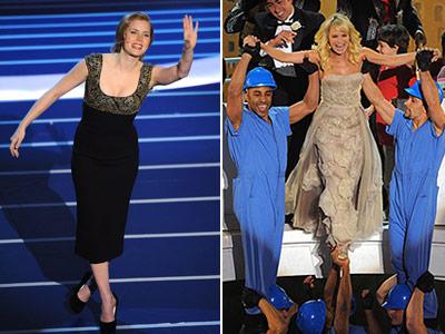 Oscars 2008, Amy Adams, ...