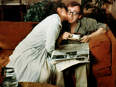 Annie Hall, Woody Allen | Annie Hall (1977) I think people were just afraid to say that they didn?t like it because it is considered a ''classic'' and do not…