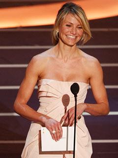 Oscars 2008, Cameron Diaz