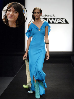 Project Runway, Project Runway (Season 4 -- Episode 1: Sew Me What You Got)