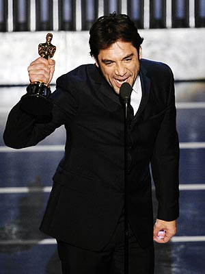 Javier Bardem, Oscars 2008