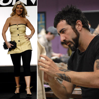 Project Runway, Project Runway (Season 4 -- Episode 5: What's the Skinny?)
