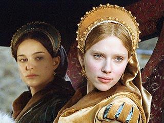 Natalie Portman, Scarlett Johansson, ...