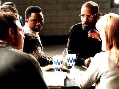 Denzel Washington, Vicellous Reon Shannon, ...