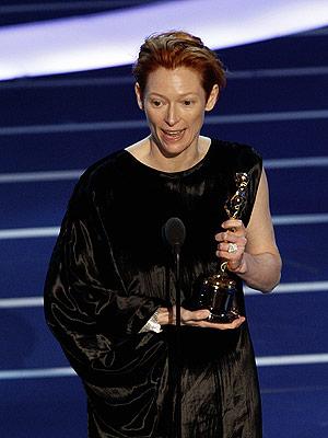 Tilda Swinton, Oscars 2008