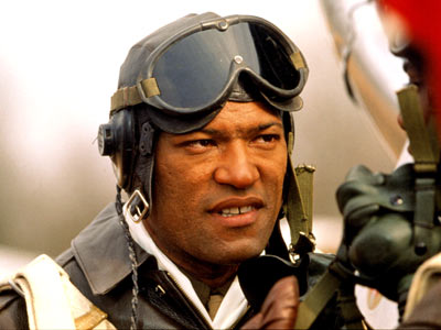 Laurence Fishburne, The Tuskegee Airmen, ...