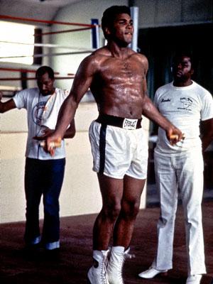 Muhammad Ali, When We Were Kings