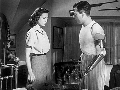 Cathy O'Donnell, Harold Russell, ...