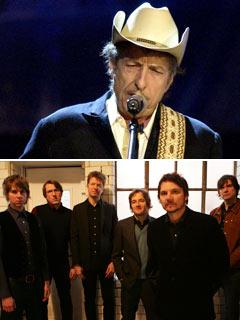 Wilco, Bob Dylan