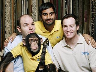 Aziz Ansari, Paul Scheer, ...