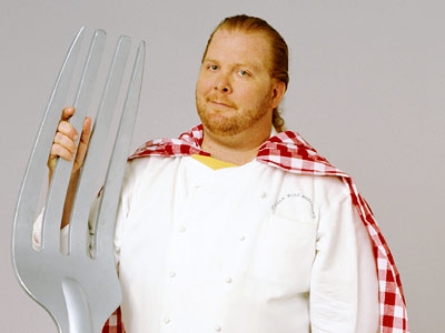 Mario Batali | TV Shows: Molto Mario , Iron Chef America Spain... on the Road Again The ginger-headed bon vivant may be best known for championing his trademark…