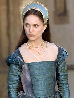 Natalie Portman, The Other Boleyn Girl