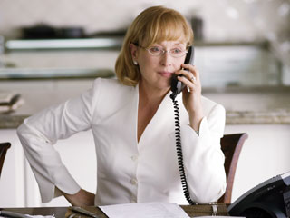 Meryl Streep, Rendition