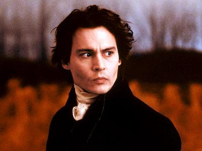 Johnny Depp, Sleepy Hollow