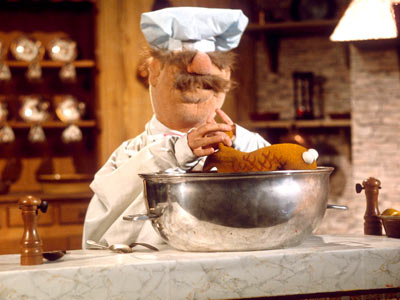 The Muppet Show | TV Show: The Muppet Show With the beloved Swedish Chef, the wizards behind The Muppet Show managed to both parody cooking shows — by having…