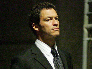 Dominic West, The Wire