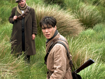 The Wind That Shakes the Barley, Cillian Murphy