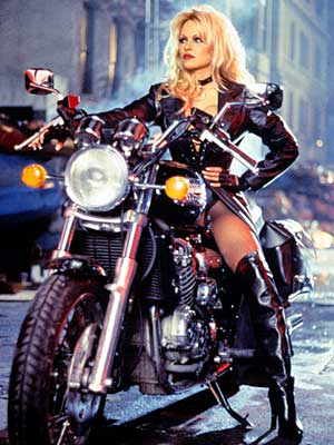 Barb Wire, Pamela Anderson