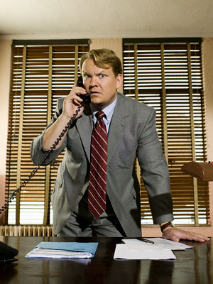Andy Richter, Andy Barker, P.I.