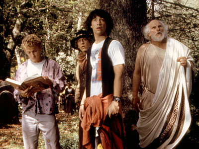 Alex Winter, Keanu Reeves, ... | This dumb-buddy vision quest enabled the existence of Dude, Where's My Car? and was made by the director who brought us Harold & Kumar Go…