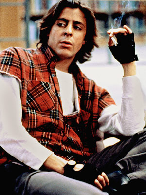 The Breakfast Club, Judd Nelson | John Bender (Judd Nelson), The Breakfast Club Well sure, Bender was the rebel — you can tell because his fingers are too cool for his…