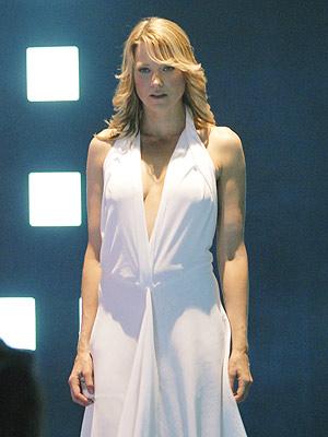 Battlestar Galactica, Lucy Lawless