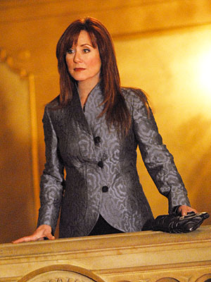 Mary McDonnell, Battlestar Galactica