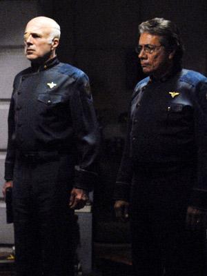 Michael Hogan, Edward James Olmos, ...