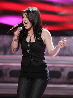 Carly Smithson, American Idol, ...
