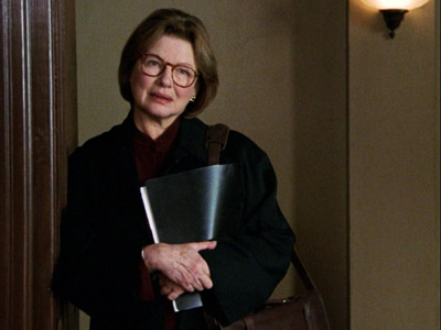 Dianne Wiest, Law & Order: Special Victims Unit