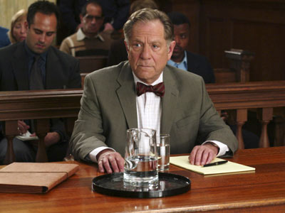 George Segal, Law & Order: Special Victims Unit