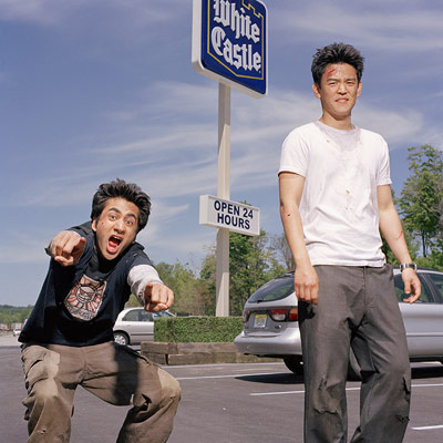 John Cho, Kal Penn, ... | A pair of pals (Kal Penn and John Cho) quest for tiny burger bundles of joy. Their totally baked journey includes a stop at Princeton…