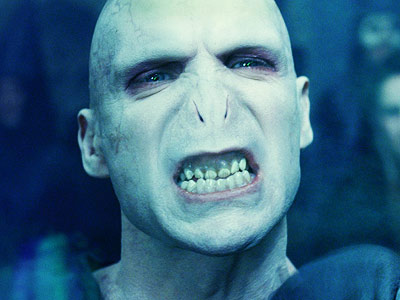 Ralph Fiennes, Harry Potter and the Goblet of Fire