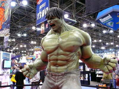 The Hulk, The Hulk