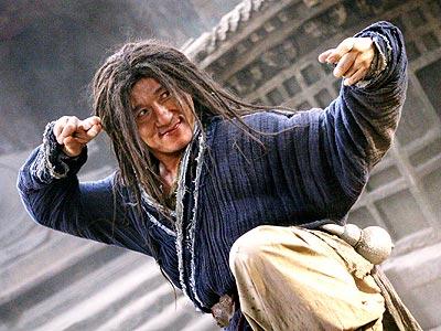 Jackie Chan, The Forbidden Kingdom