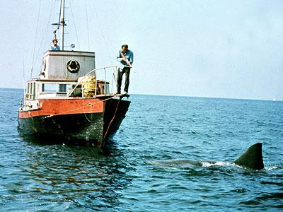 Robert Shaw, Jaws, ...