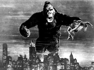 Fay Wray, King Kong (Movie - 1933)