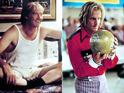 Randy Quaid, Woody Harrelson, ... | ROY MUNSON (Woody Harrelson) and ISHMAEL BOORG (Randy Quaid) Kingpin We couldn't salute Dumb and Dumber and then ignore that other follically-challenged Farrelly Bros.-created duo.…
