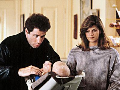 John Travolta, Kirstie Alley, ...