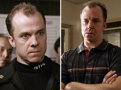 Michael O'Keefe, Law & Order: Special Victims Unit