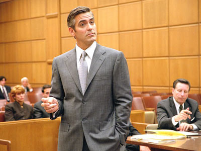George Clooney, Intolerable Cruelty