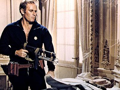 Charlton Heston, The Omega Man
