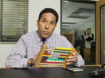 Oscar Nunez, The Office