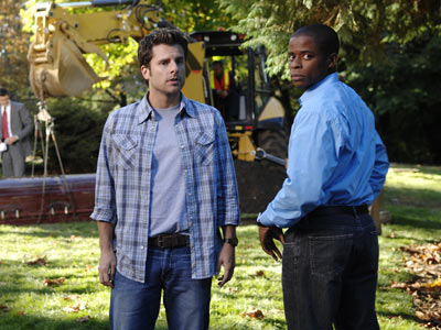 Dule Hill, James Roday, ...