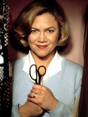 Serial Mom, Kathleen Turner | Played by Kathleen Turner Serial Mom (1994) She's pretty, polite, and the perfect suburban mom. And did we mention she's a mass murderer? A mix…