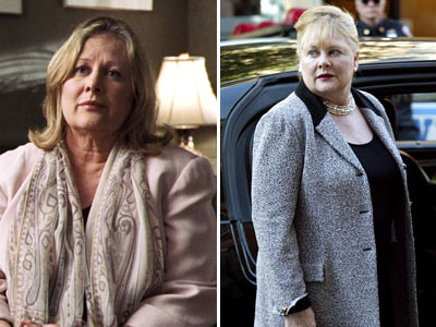 Shirley Knight, Law & Order: Special Victims Unit