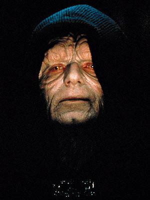 Ian McDiarmid, Star Wars: Episode VI - Return of the Jedi